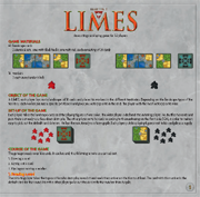 Game rules Limes