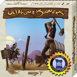 Oklahoma Boomers cover